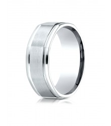 8mm Octagonal Band