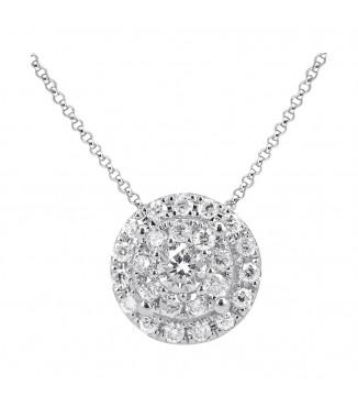 .25ctw Diamond Pendant