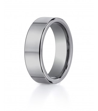 Tungsten BENCHMARK 7mm Comfort Fit Band