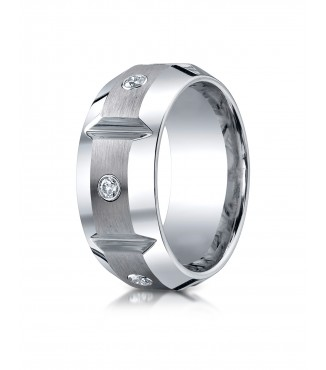 Cobalt 10mm Wedding Band