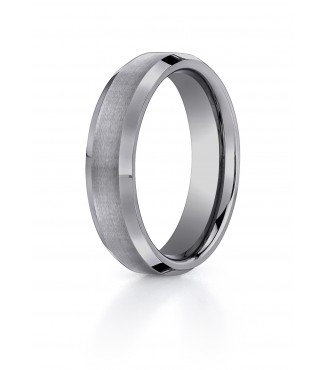 Tungsten 6mm Wedding Band