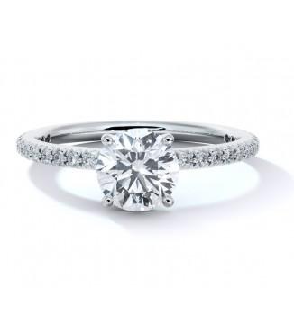 1/5 Carat TW Engagement Setting
