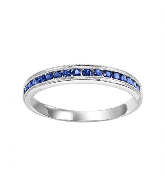 Sapphire Stackable Ring FR1035