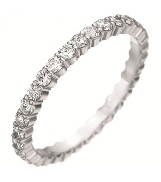 1/2 ctw Eternity Diamond Band