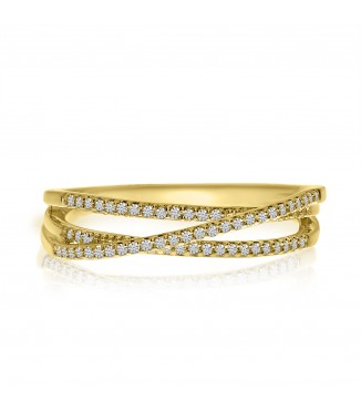 14KY Stackable Ring