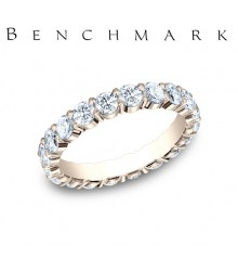 2ct Eternity Band