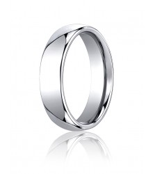 Cobalt 6mm Wedding Band