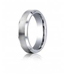 Cobalt Chrome BENCHMARK 6mm Wedding Band