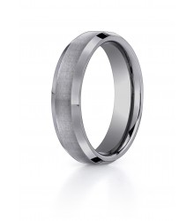 Tungsten 6mm BENCHMARK Comfort Fit Wedding Band