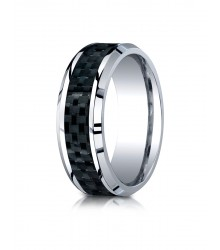Cobalt 8mm Wedding Band