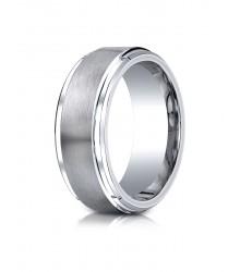 Cobalt 9mm Wedding Band