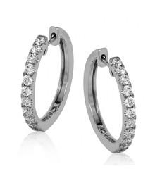 Simon G ER368 Diamond Earrings