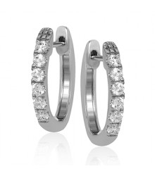 Simon G 1/2 Carat Earrings