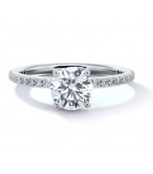 1/5 Carat TW Engagement Setting