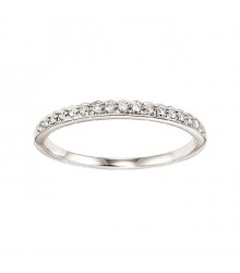Diamond Stackable Ring FR1046