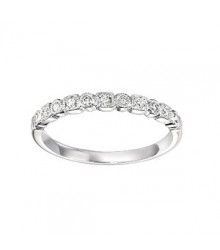 14K Diamond Mixable Ring SI Goods