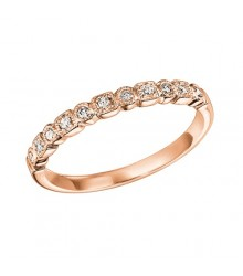 14KY Stackable Diamond Ring FR1084Y