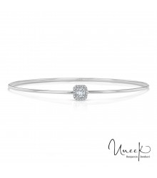 Uneek Linden Skinny Bangle