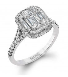 Simon G Engagement Ring MR2621