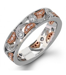 Simon G Diamond Band MR2633