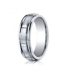 Cobalt 7mm Wedding Band